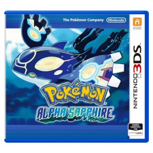 Pokemon Alpha Sapphire 3Ds, SW3D-525804