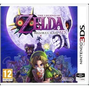 The Legend Of Zelda Majora'S Mask 3Ds - Standard, SW3D-527228
