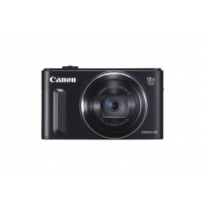 Canon PowerShot SX610 Camera Black