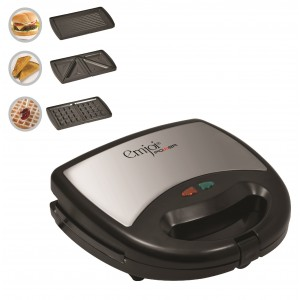 Emjoi 3 in 1 Sandwich Maker, UESM-210