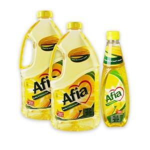 Afia Corn Oil 1.8L Twin + 750Ml free