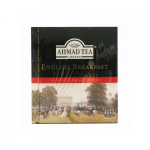 Ahmad Tea English Breakfast - 100 + 25 x 2gm