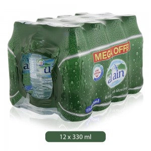 Al Ain Mineral Water 12x330ml