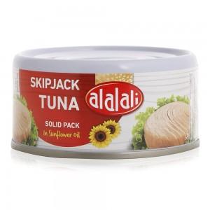 Al Alali Skip Jack Solid Tuna - 120 g