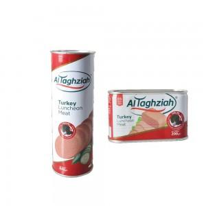Al Taghziah Luncheon Beef 840G+200