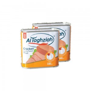 Al Taghziah Luncheon Chicken 2X340