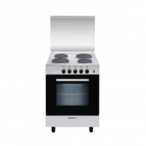 GLEMGAS 60x60 Electric Cooker AL6609EI