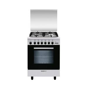 GLEMGAS 60x60 Gas Cooker AL6611GI