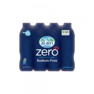 Al Ain Zero Sodium Free 12X500ml