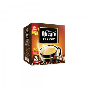 Alicafe Classic 3In1 Coffee 26X20gm