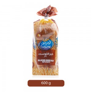 Almarai-L'-Usine-Sliced-Brown-Bread-600-g_Hero