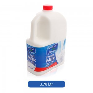 Almarai Low Fat Fresh Milk - 3.78 Ltr