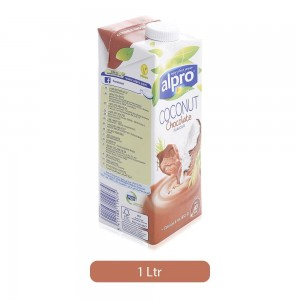 Alpro Coconut Drink with Chocolate Flavor - 1 Ltr