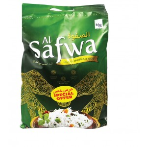 Alsafwa Long Grain Rice - 5Kg