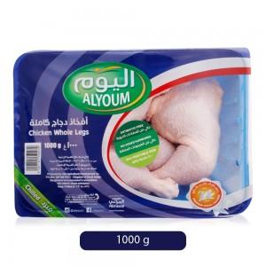 Alyoum Chicken Whole Legs - 1000 g
