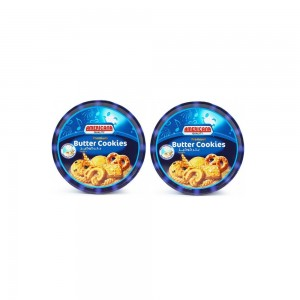 AMEICANA BUTTER COOKIES TIN PACK 2X454gm