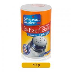 American Garden Lodized Salt - 737 g