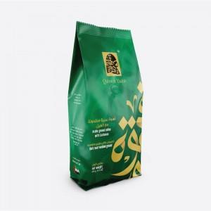 Qahwat Yadoh Arabic Ground Coffee with Cardamom, 450 gm