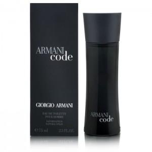Giorgio Armani Code for Men Eau de Toilette (EDT) 75ml