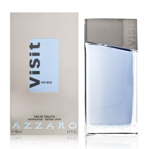 Azzaro Visit for Men Eau de Toilette (EDT) 100ml