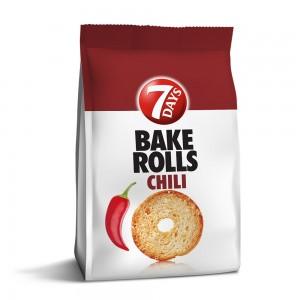 Bake Rolls - Chili, 80g