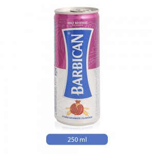 Barbican Pomegranate Flavor Soft Drink - 250 ml