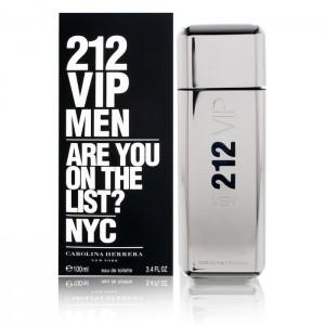 Carolina Herrera 212 VIP for Men Eau de Toilette (EDT) 100ml