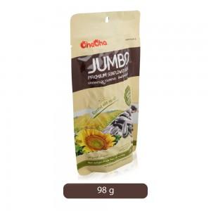 Chacha Sunflower Seads Roasted With Sea Salt, 98 gm