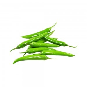 Chili Green Organic, Uae, Per Kg
