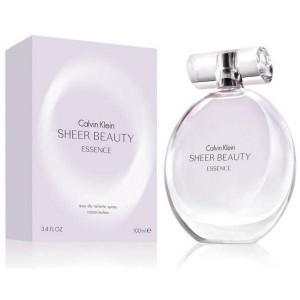 Calvin Klein Sheer Beauty Essence For Women Eau de Toilette (EDT) 100ml