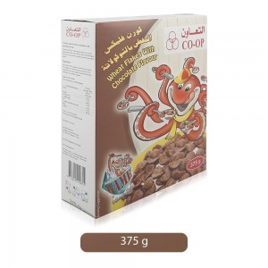 Co-Op Chocolate Flavour Wheat Flakes - 375 g