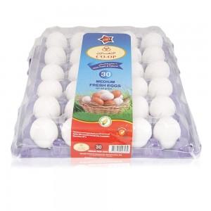 CO-OP Medium Fresh Eggs - 30 Pieces