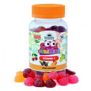 Sunsh N C Gummies V C 60'S