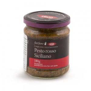 Fior Fiore Sicilian Red Pesto 180g