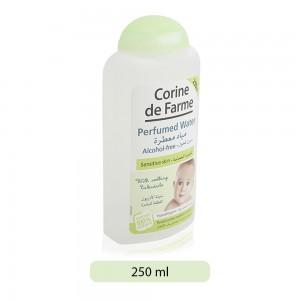 Corine De Farme Perfumed Water with Sweet Almond Oil 250ml
