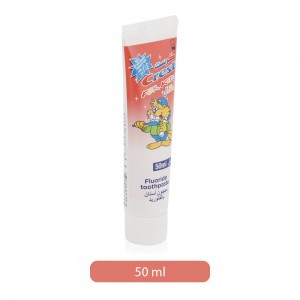 Crest For Kids Fluoride Toothpaste, 50ml