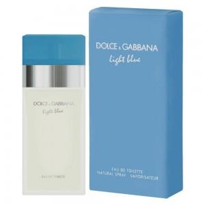 Dolce & Gabbana (D&G) for Women Light Blue Eau de Toilette (EDT) 100ml