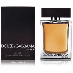 Dolce & Gabbana D&G The One  For Men Eau de Toilette (EDT) 100ml