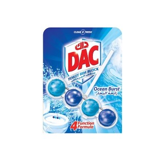 Dac Toilet Clnr Pwr Active Ocean 51Gm