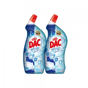Dac Toilet Cleaner Fresh Mist - 2x750ml