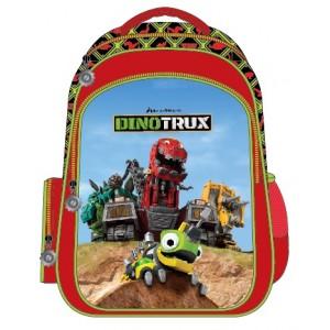 "Dino Trux School Bag 15"" BackPack  DN01-1090"