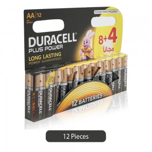 Duracell-Plus-Power-Type-AA-Alkaline-Battery-12-Pieces_Hero