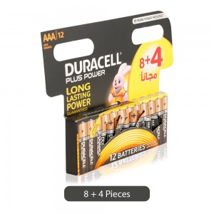 Duracell-Plus-Power-Type-AAA-1.5V-Alkaline-Battery-8-4-Pieces_Hero