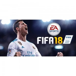 Sony PlayStation 4 Game FIFA 18