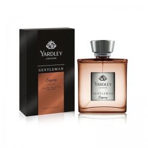 Yardley Gentleman Legacy Edt 100 Ml