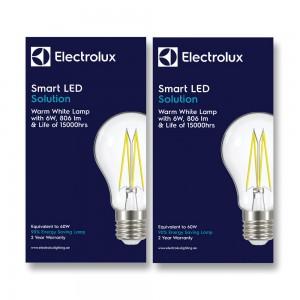 Electrolux Warm white Lamp 2x60W