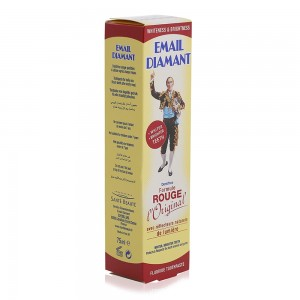 Email Diamant Rouge Toothpaste - 75 ml