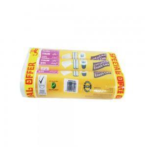 Enviro Care White Roll, 3x54x60cm