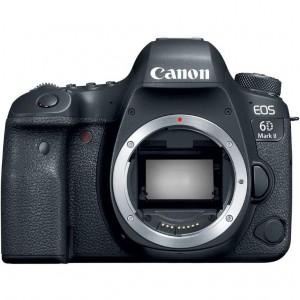 Canon DSLR Camera Body 16Gb Cf Card, Eos 6D Mark II Body