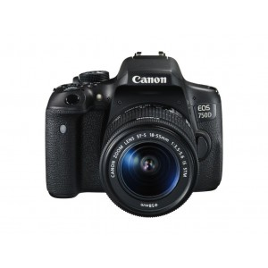 Canon Eos750D 24Mp Full Hd SLR Camera,  With 18-55 Kit